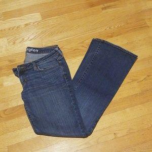 PacSun Bullhead Huntington Flare Jeans